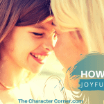 How To Be A Joyful Mother: Memories Of My Mom