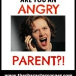 Are You an Angry Parent?