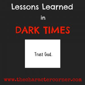 lessons learned through trials