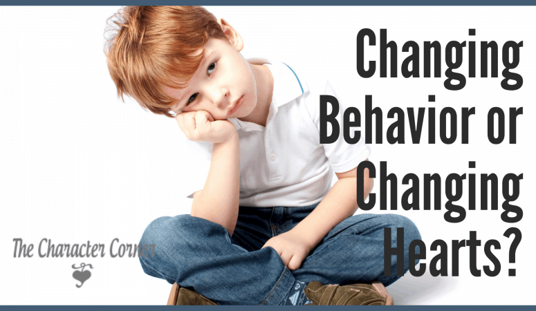 Changing Behavior or Changing Hearts?