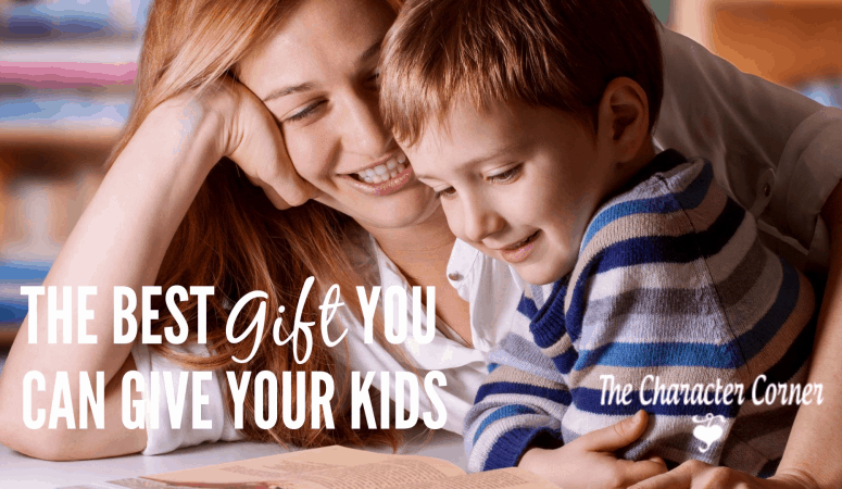 The Best Gift You Can Give Your Kids!