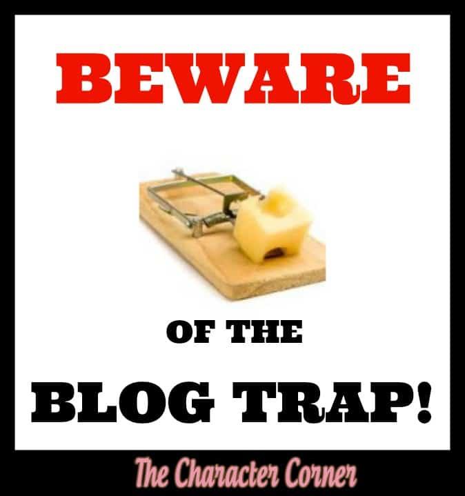 beware of blog trap, comparison