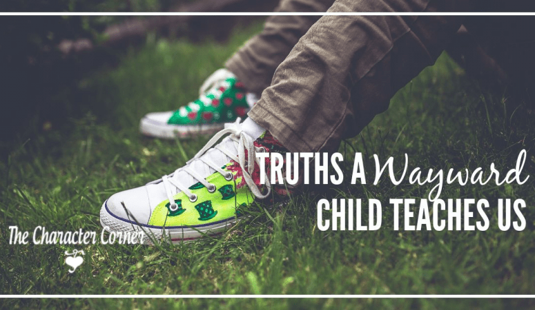 Truths A Wayward Child Teaches Us