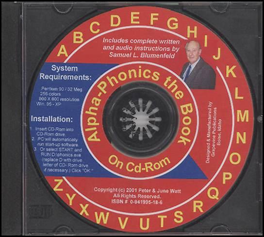 Phonics CD