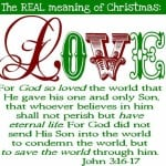 real meaning of Christmas