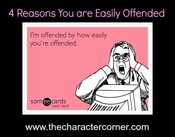 I'm offended pic