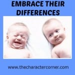 Embrace kids' differences