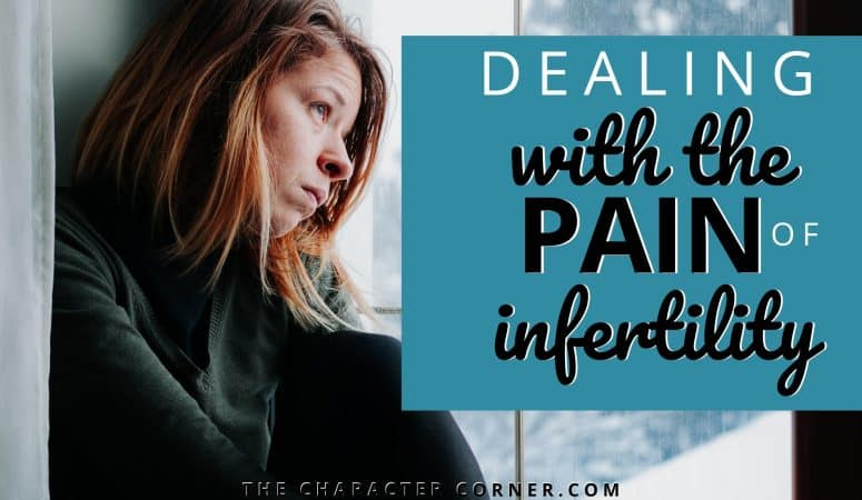Dealing With The Pain of Infertility