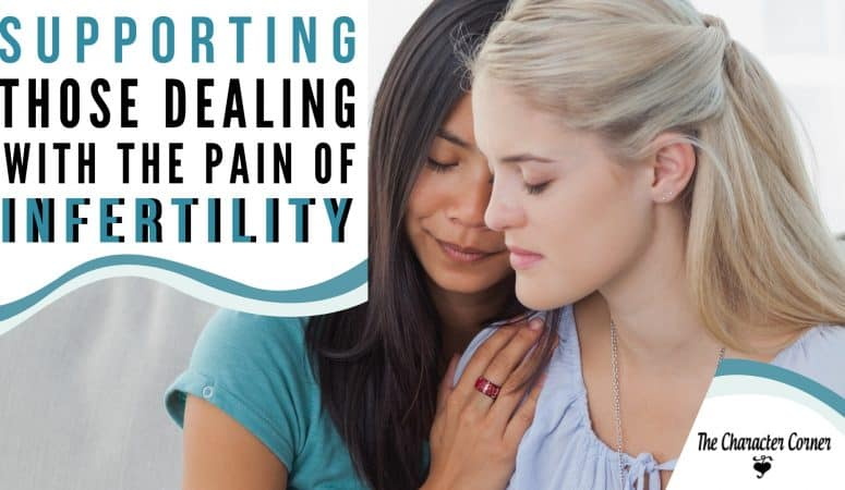 Supporting Those Dealing With The Pain Of Infertility