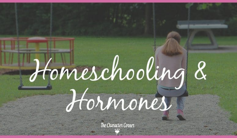 Homeschooling And Hormones
