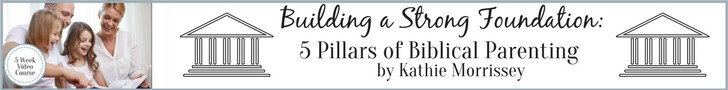 5 Pillars of Biblical Parenting - Building a Strong Foundation