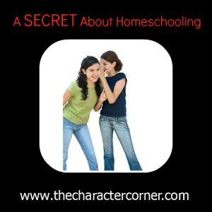 secret about homeschooling