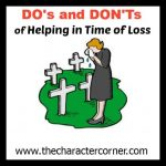 DO's & DON'Ts of Helping In Time of Loss
