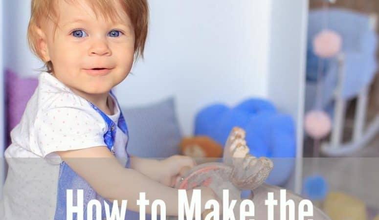How to Make The Terrible Twos Terrific