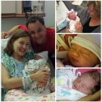 "Our ""Christmas Miracle"" Granddaughter's Birth"