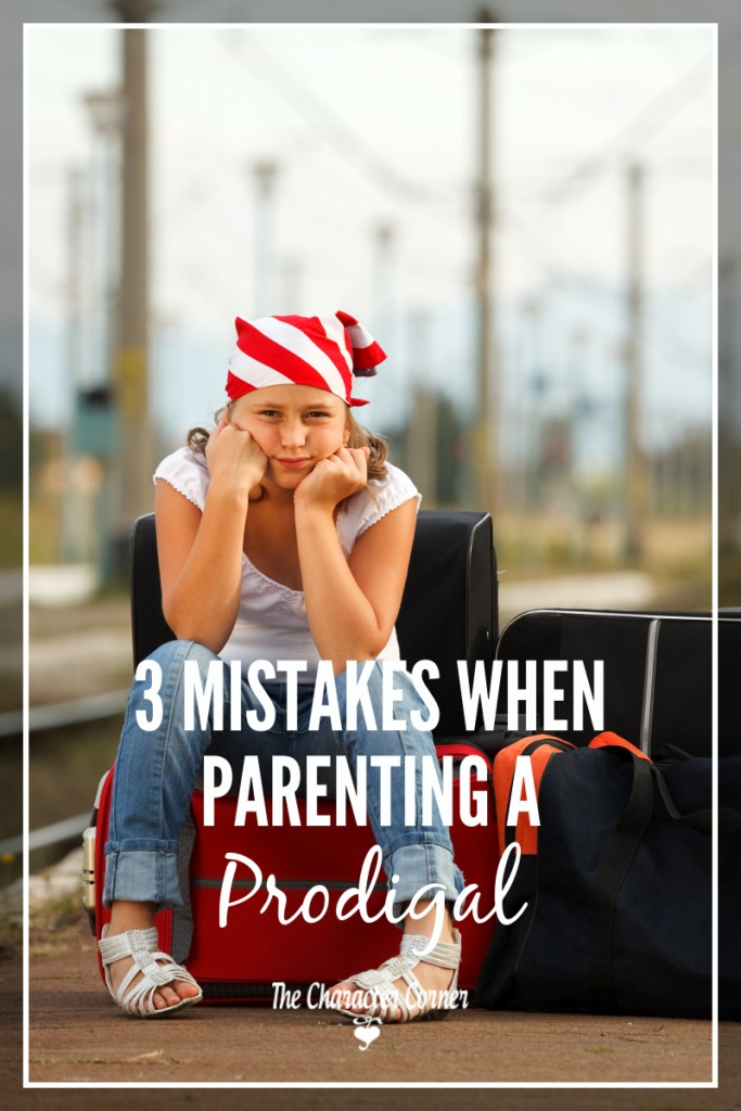 parenting a prodigal