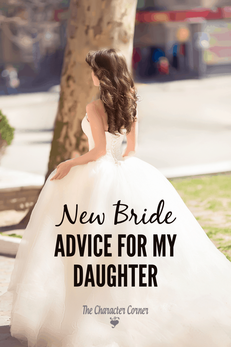 bride advice from 40 years