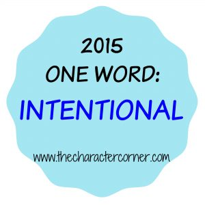 2015 one word