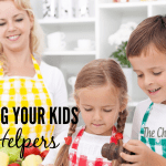 Teaching Your Kids to Be Helpers