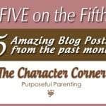 5 On The Fifth – Favorite Blog Posts February 2015
