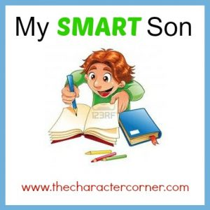 my smart son, Bible memory