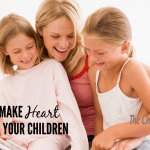 7 Ways to Make Heart Ties With Your Children