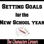 Setting Homeschool Goals for A New Year