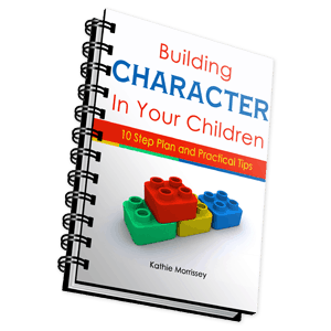 building character in your children
