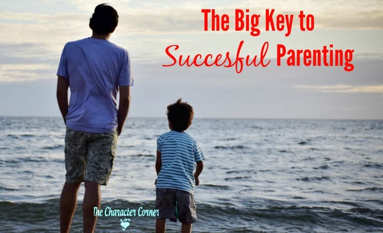 key to successful parentin