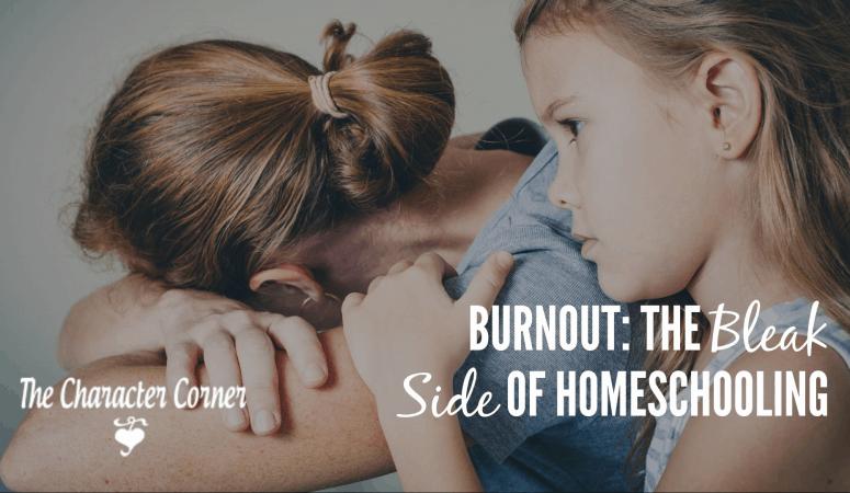 Burnout – The Bleak Side of Homeschooling
