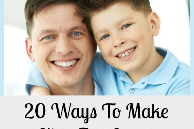 20 Ways To Make Kids Feel Loved