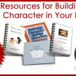 Building Character Into Your Kids – free mp3 with purchase