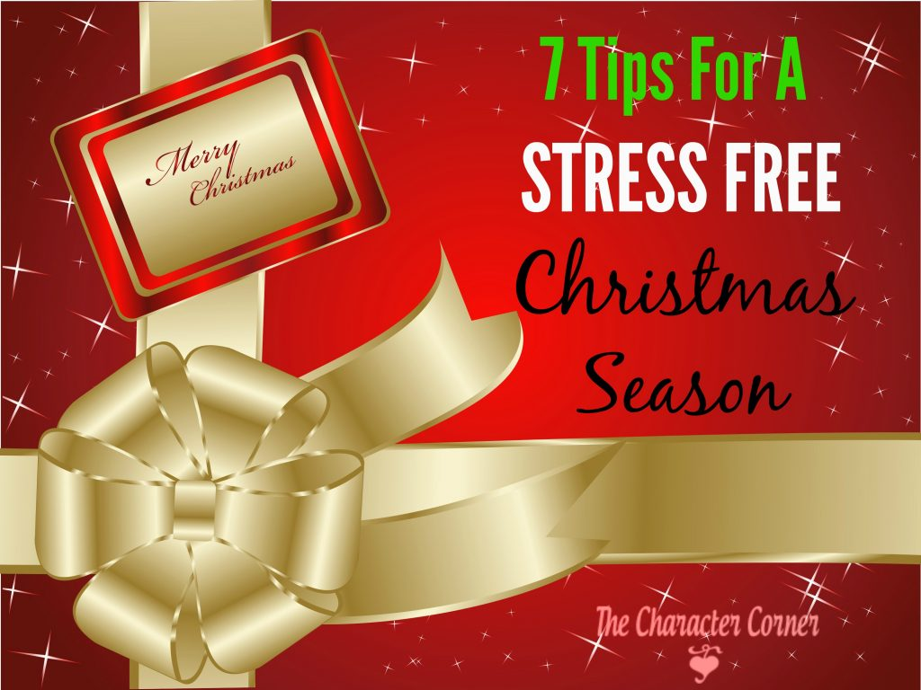 Tips for a stress free Christams