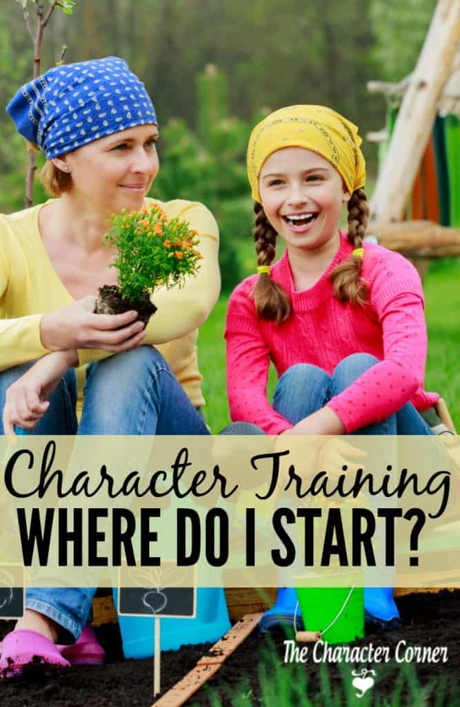 character training