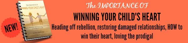 Importance of winning child's heart