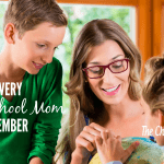 8 Things Every Homeschool Mom Must Remember