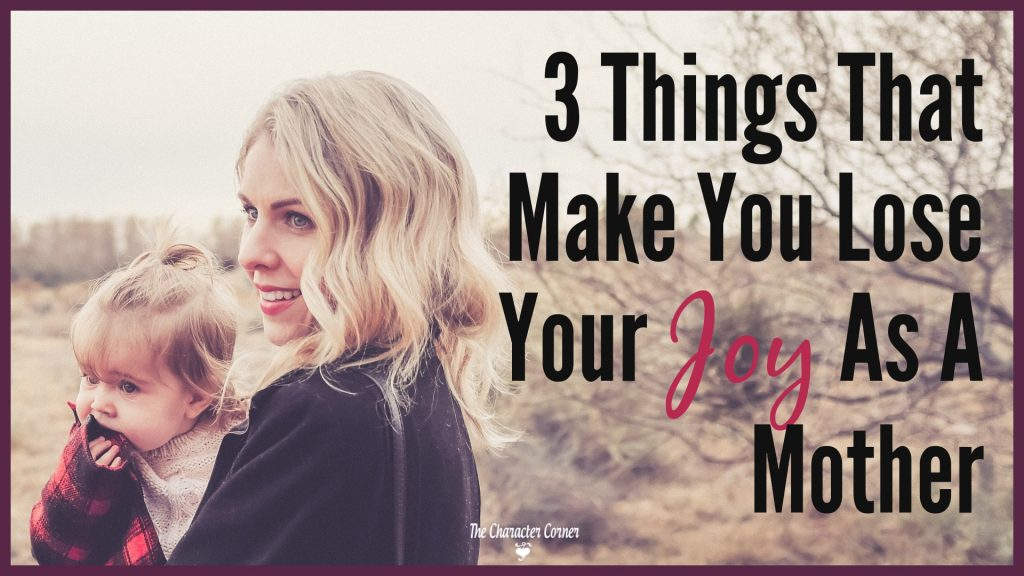 3 Things That Make You Lose Your Joy As A Mother 2