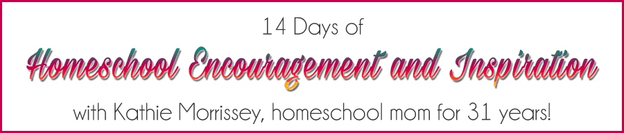 Homeschool encouragement & inspiration