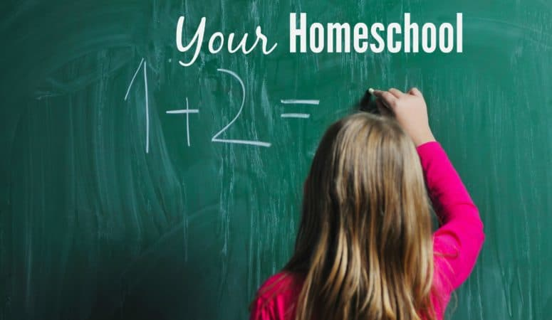 Don't Let Math Ruin Your Homeschool