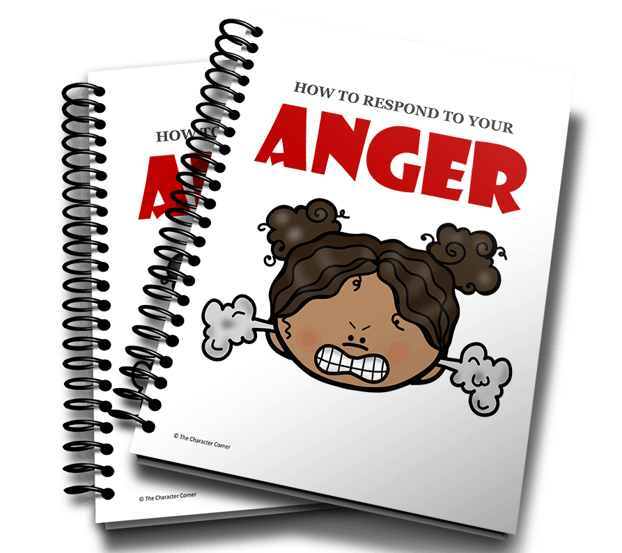 How to respond to anger