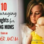 10 Encouraging Thoughts For Young Moms