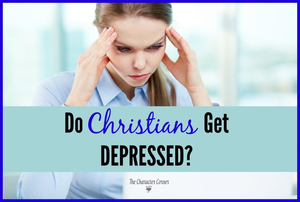Do Christians get depressed