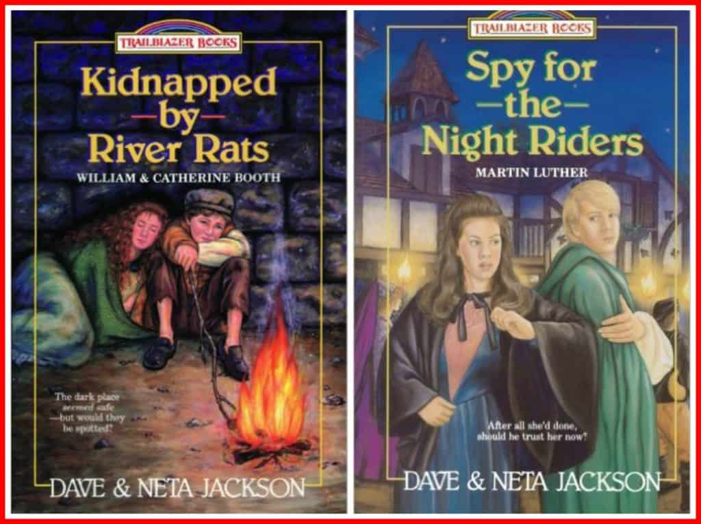 Trailblazer books