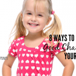 8 Ways To Recognize Good Character In Your Children