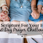 Praying Scripture For Your Husband – 30 Day Prayer Challenge