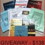 Fall Giveaway 2 (Character – $138)