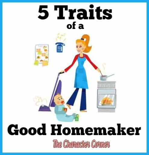 5-traits-of-a-good-homemaker