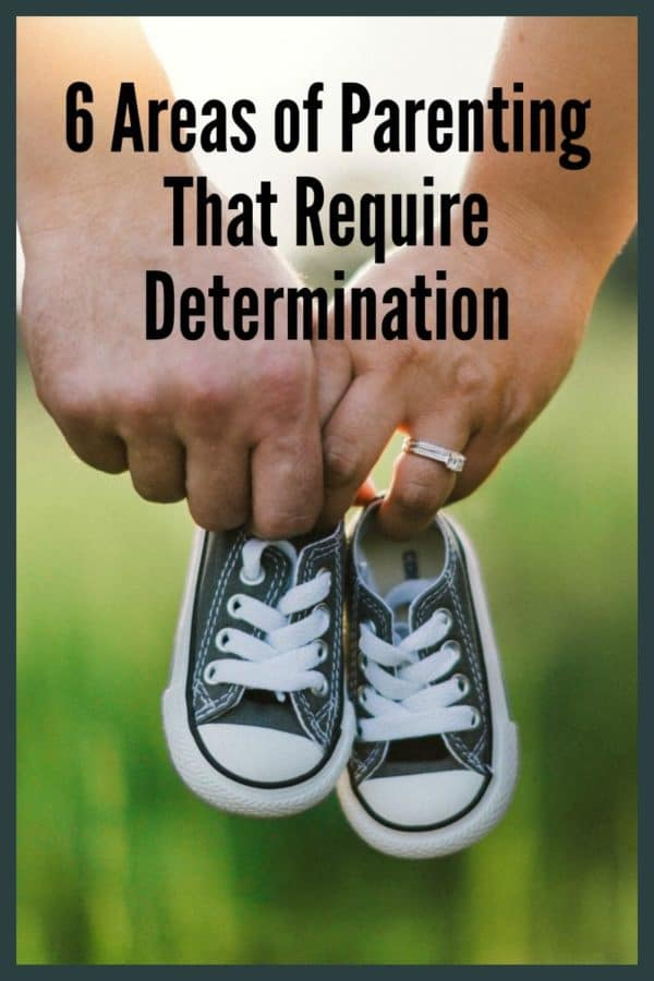 areas of parenting that require determination
