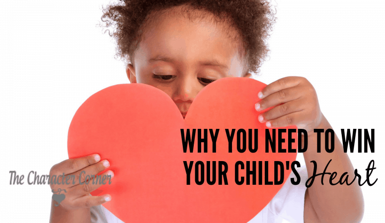 There is a spiritual battle raging in our children's hearts daily, and as parents we cannot be complacent, hoping everything will turn out okay. Winning the hearts of our children is the most important thing we can do as parents, because if WE don't win their heart, someone else will.