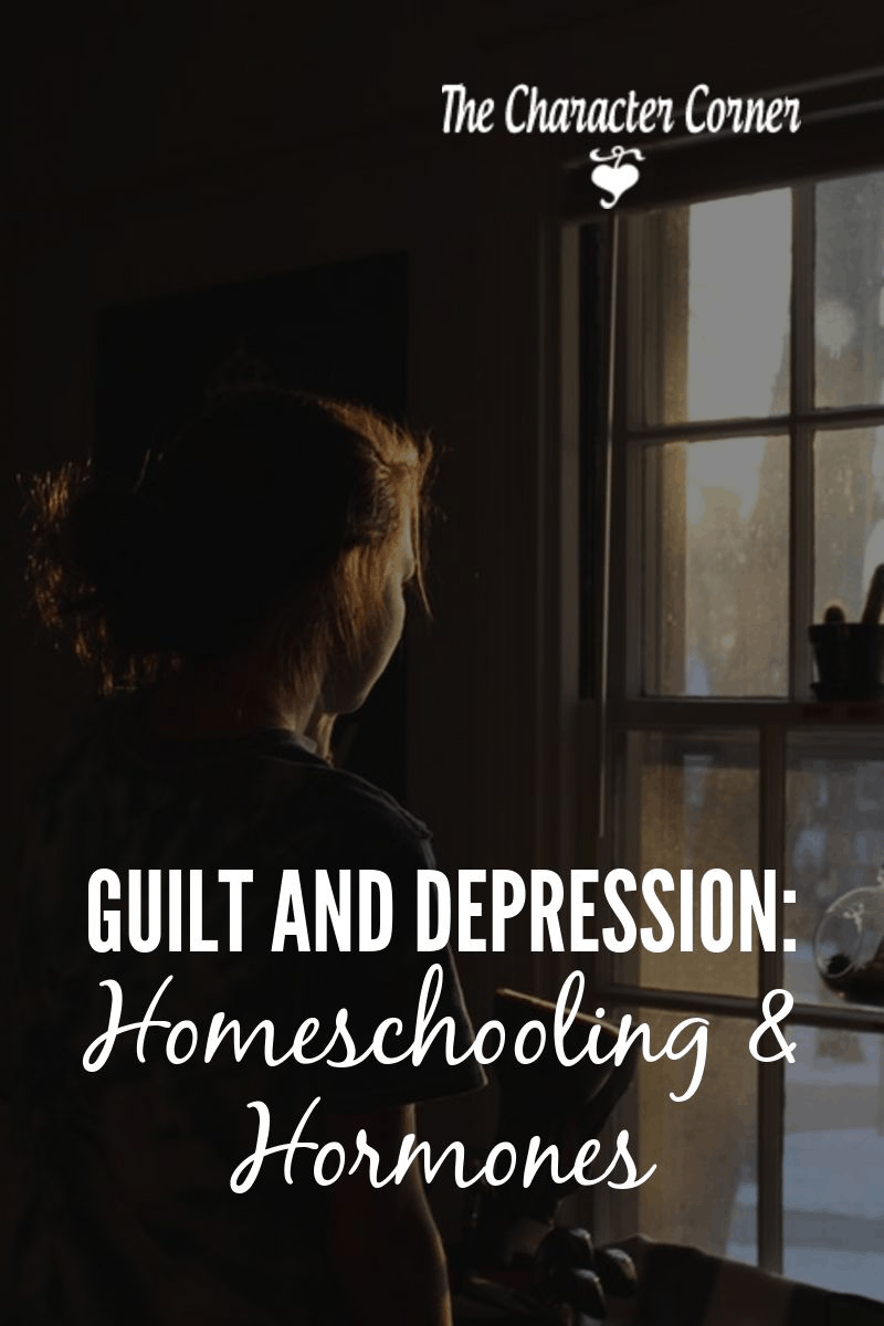 guilt and depression
